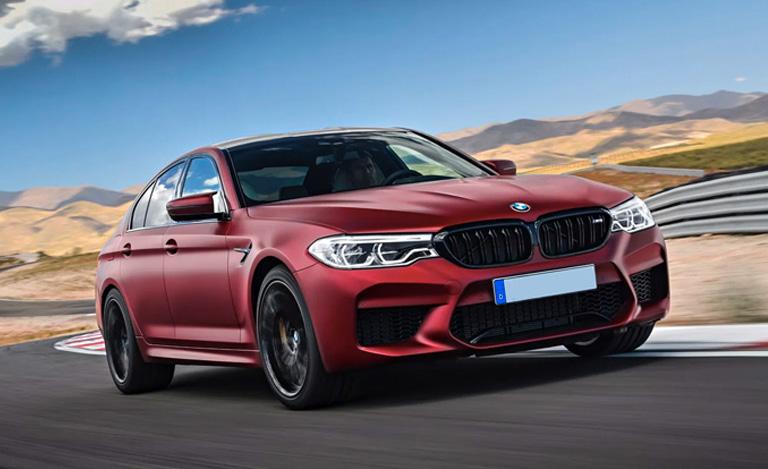 BMW M5 F90 chiptuning –  Een wolf in schaapskleren