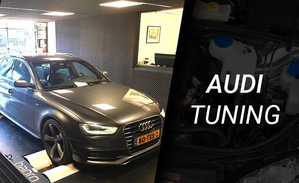 Audi – sportief geluid