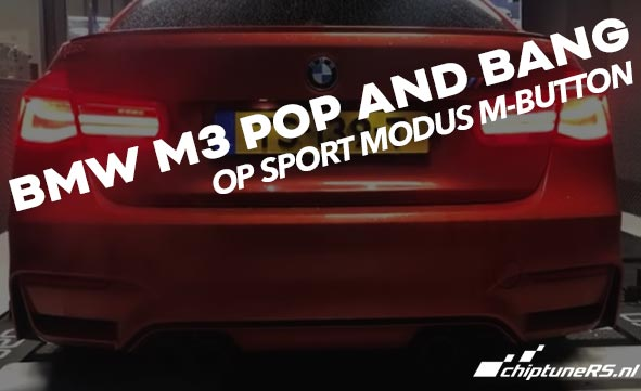 BMW M3 –  Tuning stage 1+