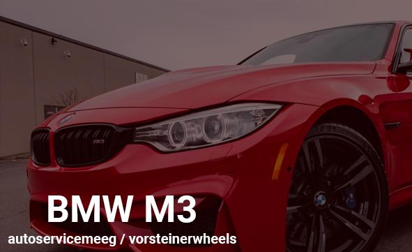 BMW M3 – Tuning